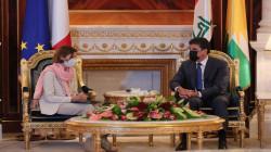 فرنسا تثمن دور كوردستان بحماية المكونات وتؤكد استمرار دعمها