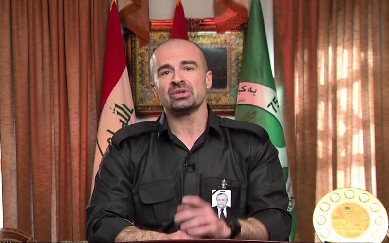 Bafel Talabani Tested positive for COVID-19