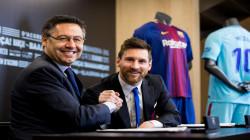 رسمياً.. استقالة بارتوميو من رئاسة نادي برشلونة