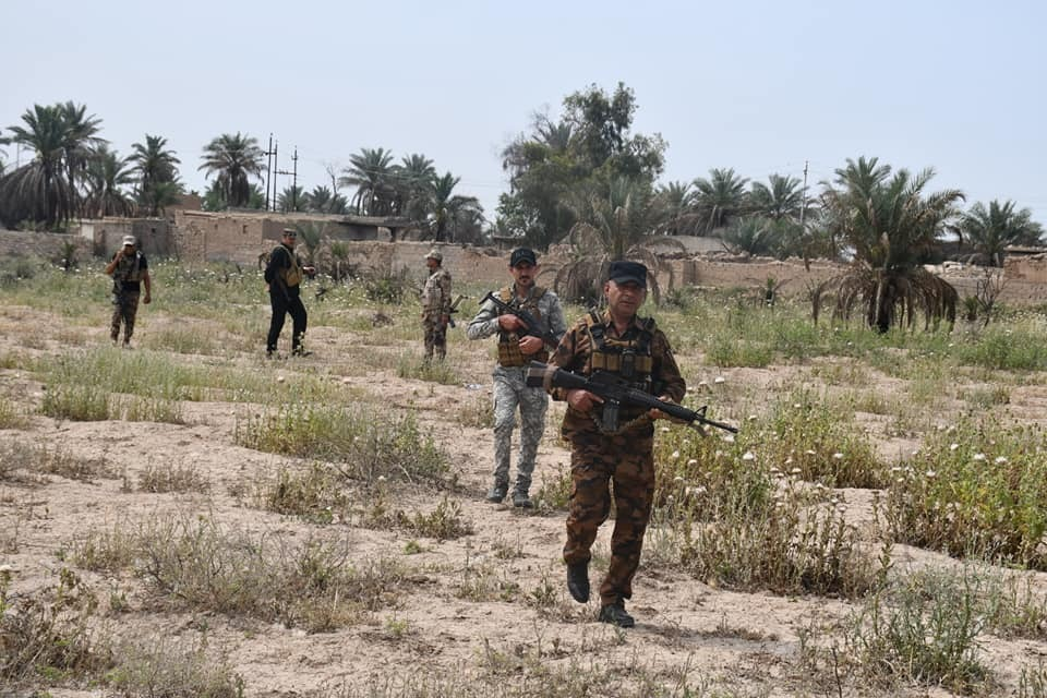 """""""اشتباه خاطئ"""" يتسبب بمناوشات بين الجيش والحشد في صلاح الدين"""