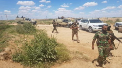 Two soldiers injure in Mosul