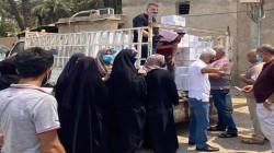 مدينة عراقية تغلق مخيمات النازحين نهاية العام الحالي