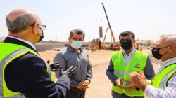 Barzani follows up on the Erbil-Duhok landline