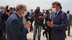 قبل العراق..  ماكرون يصل إلى لبنان في ثاني زيارة له بأقل من شهر