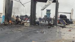 صور.. الجيش العراقي أحبط مجزرة بانفجار كركوك الانتحاري