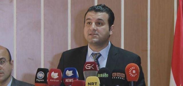 إصابة مسؤول صحي في اقليم كوردستان بفيروس كورونا