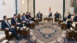 بالتزامن مع لقاء بارزاني مع ماكرون والكاظمي.. شيخ جنكي يزور بغداد ويجتمع مع المالكي