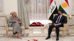بارزاني: بإمكان الأمم المتحدة مساعدة بغداد وأربيل لطي صفحة الخلافات