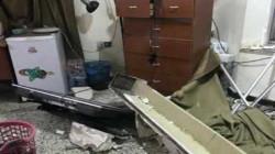 صور.. استهداف شركة أمن بريطانية في بغداد