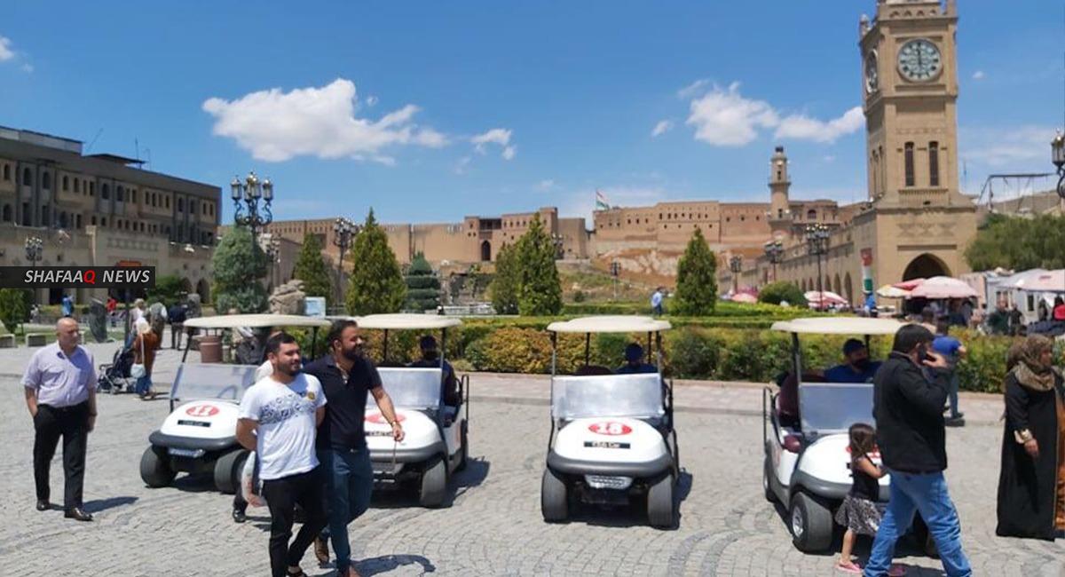 بعد فك قيود كورونا .. تعافي قطاع السياحة وانتعاش الأسواق بإقليم كوردستان