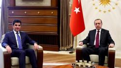 رئيس إقليم كوردستان يصل تركيا في زيارة رسمية
