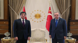 Barzani meets Erdogan