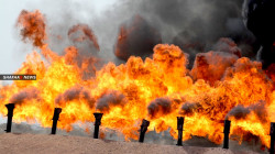 العراق وستة بلدان اخرى مسؤولة عن حرق ثلثي الغاز في العالم