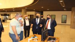 منع دخول موظفين وعناصر من حماية الرئاسة مبنى البرلمان للإشتباه بكورونا