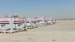 عراق راگەینێد رەسین فڕۆکەیگ بار هاوکاری پزشکی لە وڵات میسر