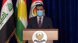 اقليم كوردستان يعلن 21 حالة وفاة و 574 اصابة جديدة بكورونا