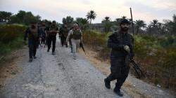 A terrorist attack on the PMF in Diyala