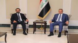 Al-Kadhimi and Al-Halbousi to approve the budget law