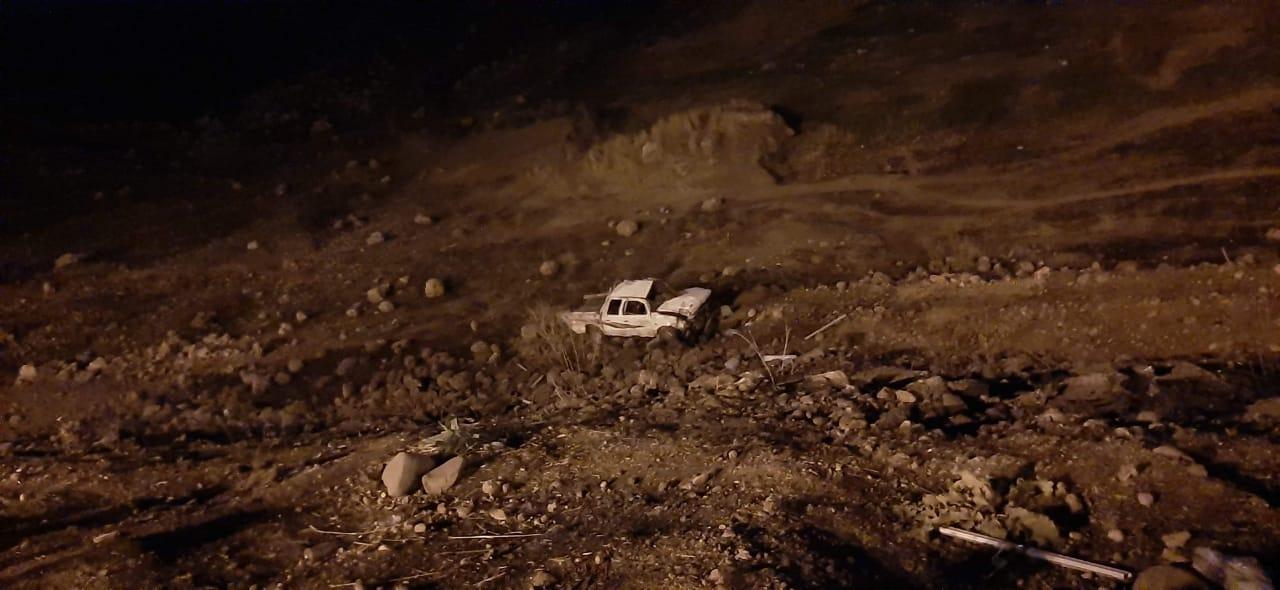 وفاة واصابة اربعة اشخاص بإنقلاب عجلة شرقي دهوك