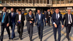 The Finance Minister misses Baghdad's for contracting Covid-19