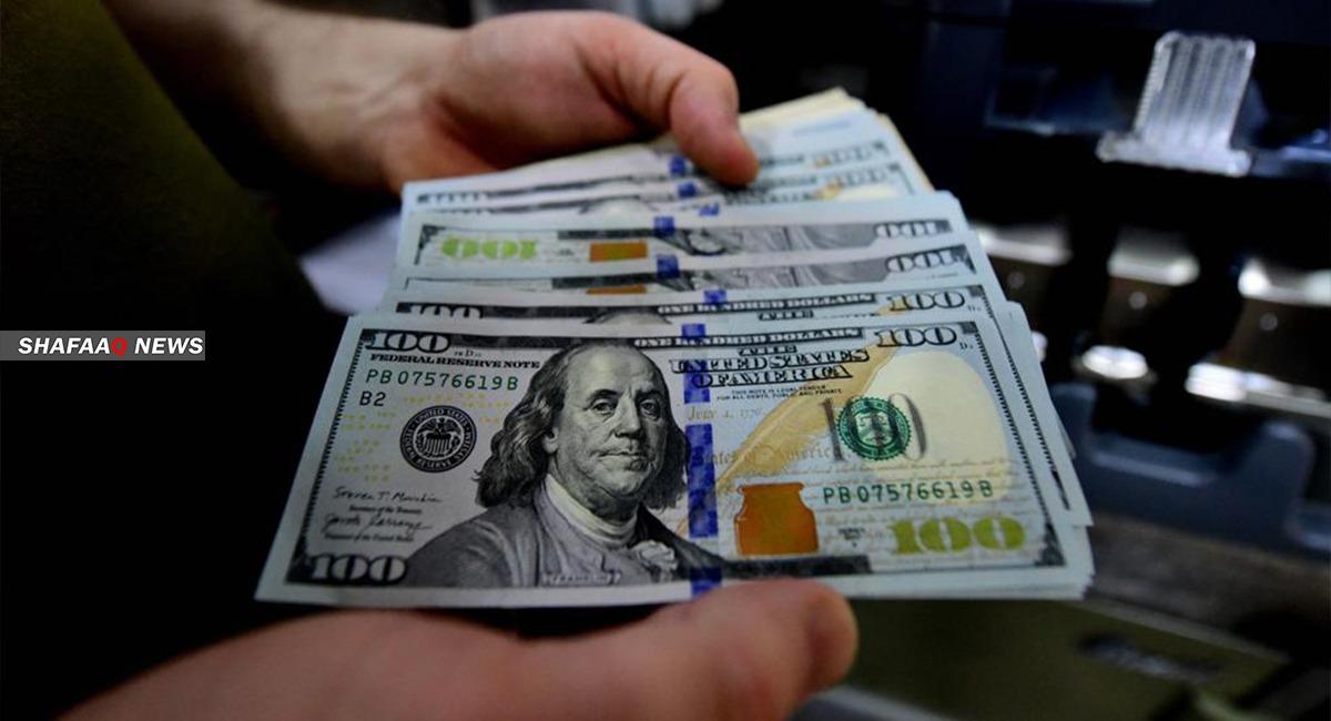 انخفاض جديد باسعار صرف الدولار في بغداد وكوردستان