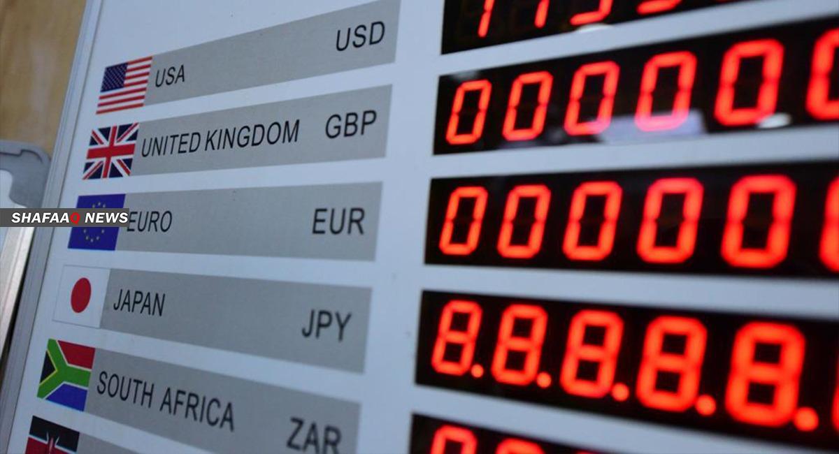 اسعار صرف الدولار في بغداد وكوردستان تعاود الارتفاع