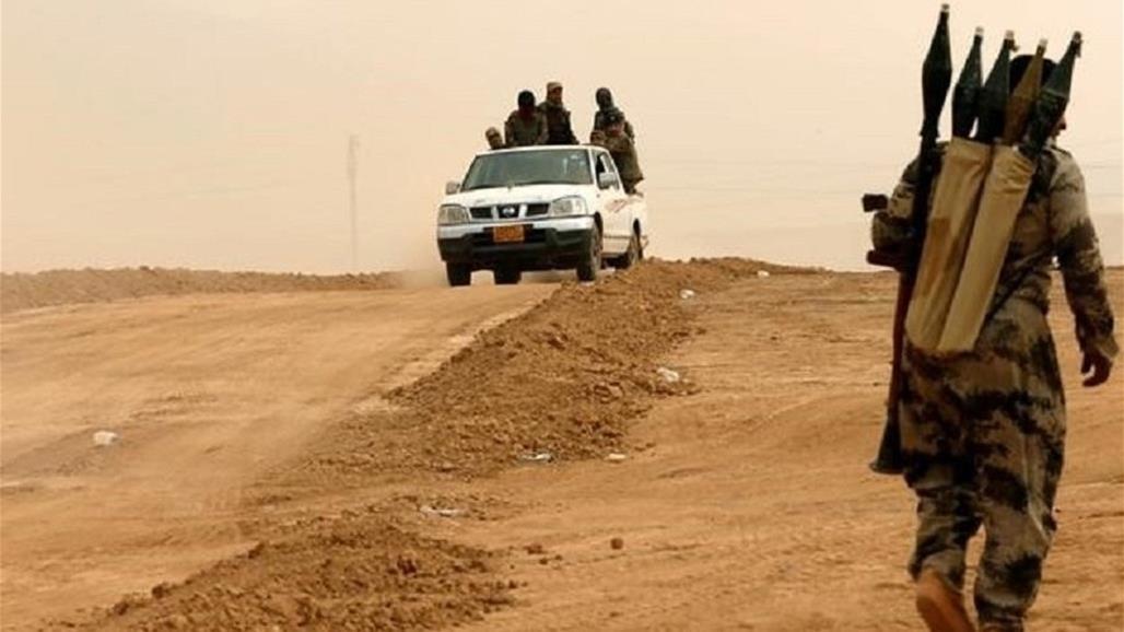 """الحشد الشعبي يؤشر نشاطاً """"إرهابياً"""" على حدود كوردستان"""