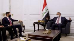 التعاون بين مؤسسات الدولة على طاولة الكاظمي وطالباني