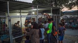 اليونان تحجر آلاف المهاجرين بسبب كورونا