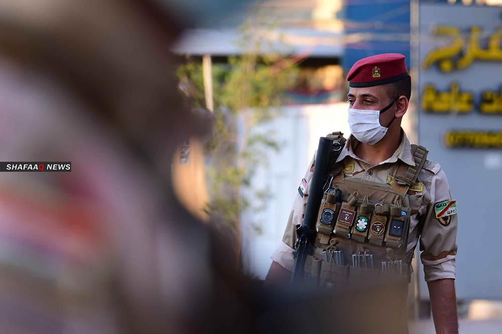 توجيهات عسكرية تخص الأسلحة والذخيرة الحية باحتجاجات بغداد