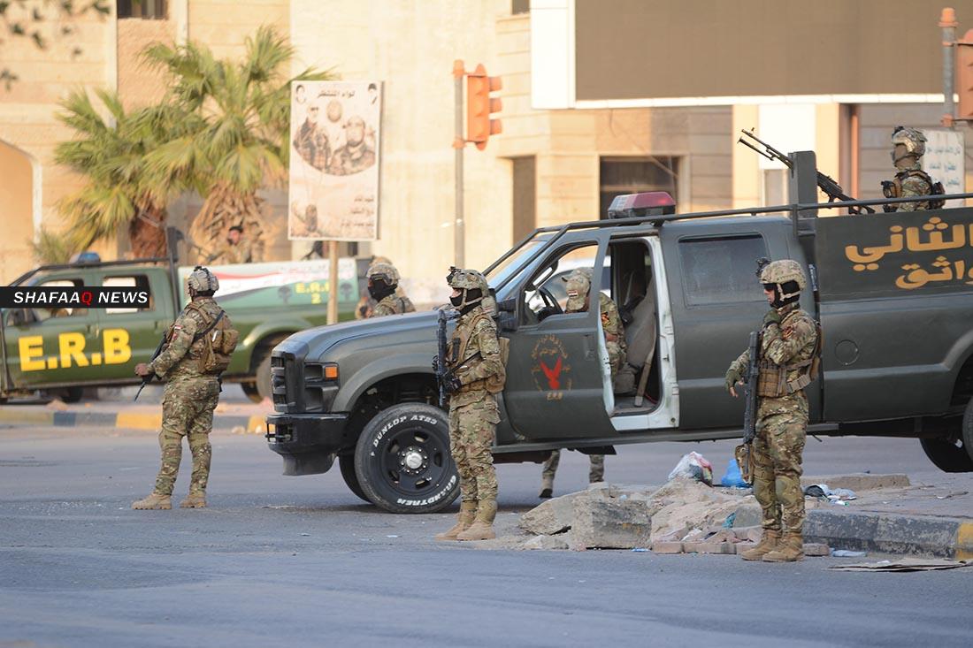"""بالتزامن مع زيارة """"للغانمي"""".. عصابة مخدرات تصفي ضابطاً عراقياً كبيراً"""