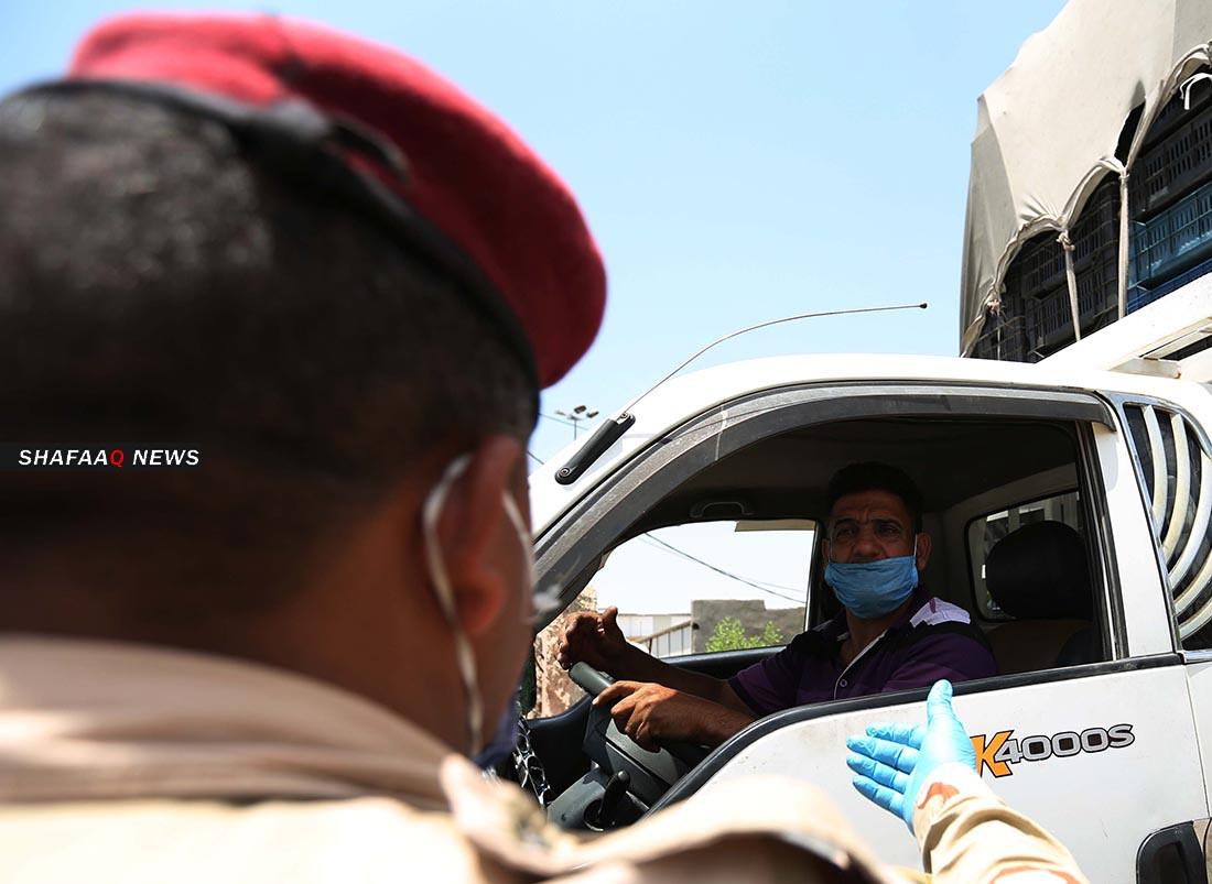 كورونا يتسلل لقائد حرس الحدود العراقي