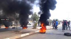 تظاهرات غاضبة في ديالى والبصرة