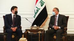Al-Kadhimi to meet Nechirvan Barzani in Erbil tomorrow