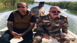 بغداد تطيح بشخص انتحل رتبة عسكرية كبيرة ومنصباً رفيعاً.. صور