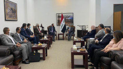 A delegation from Kurdistan Democratic Party met with the National Coalition