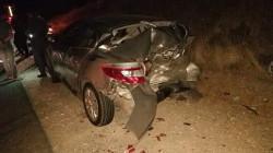 اصابة تسعة اشخاص بحادث جنوب شرق اربيل