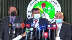 الحزبان الرئيسان بكوردستان يتفقان على نقاط تتعلق بالانتخابات المبكرة في العراق