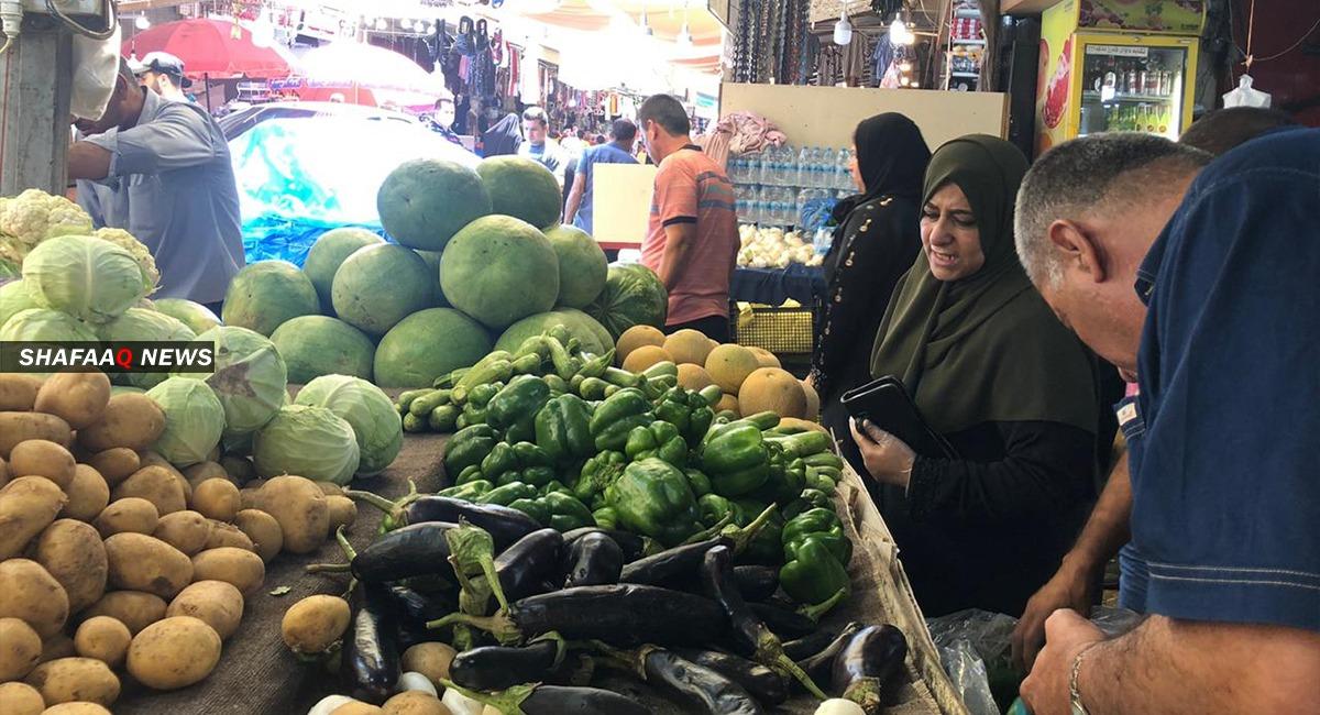 الزراعة: الخضر والفواكه الإيرانية تدخل العراق عبر التهريب