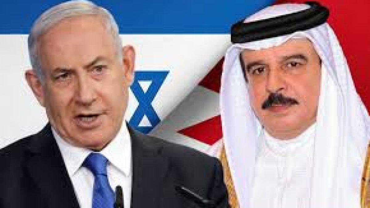 """حديث """"دافئ جداً"""" بين نتنياهو وملك البحرين"""
