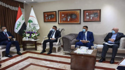 Iraq and China discuss conducting the 3rd phase of clinical trials of a COVID-19 vaccine