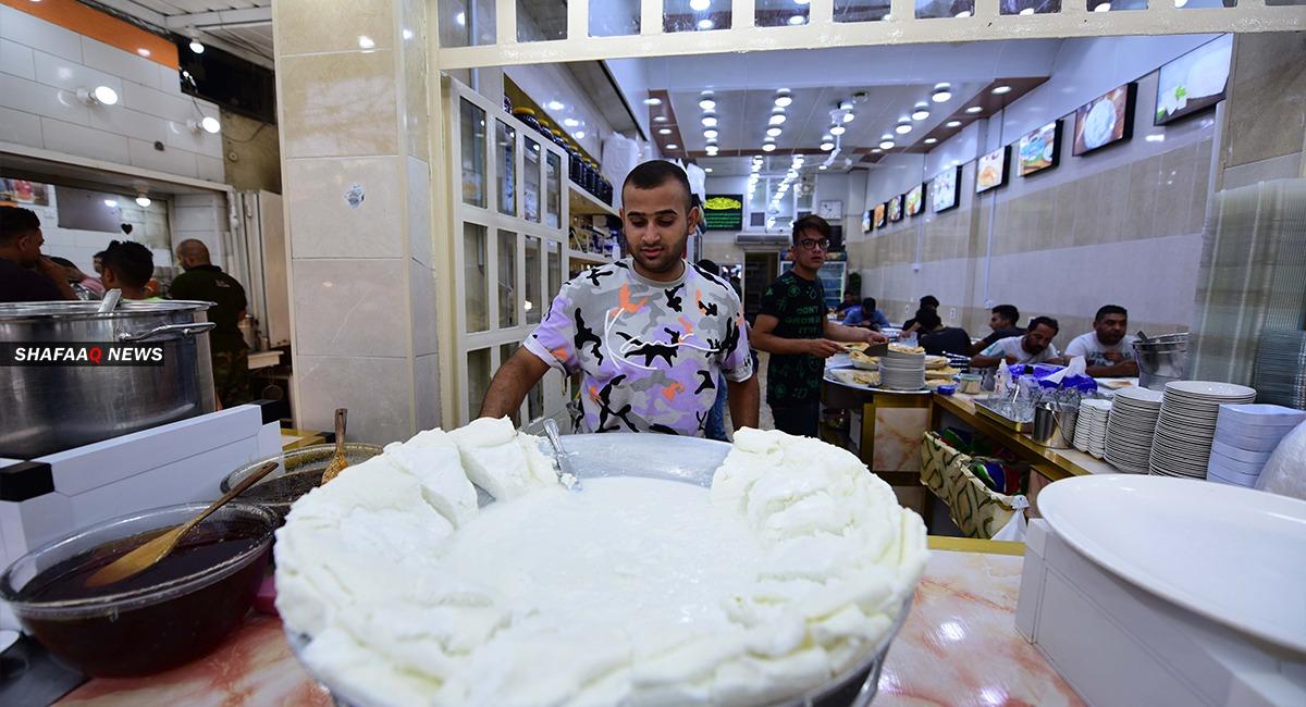 صور.. اعرق اسواق بغداد تستعيد عافيتها وتنفض غبار كورونا