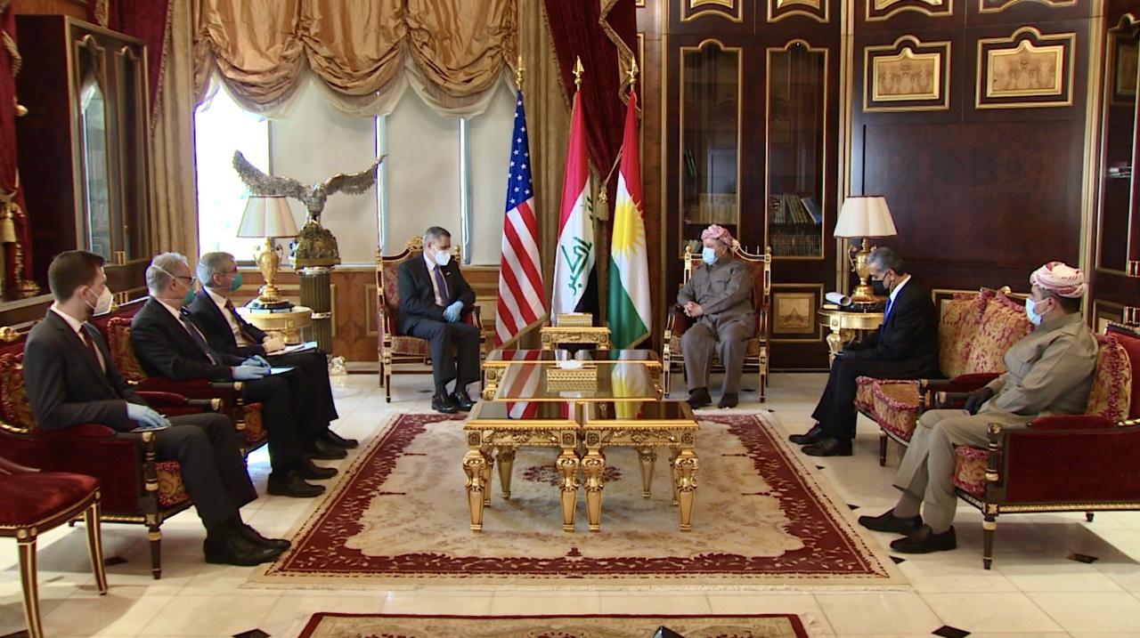 واشنطن: لاقليم كوردستان اهمية خاصة لدى مراكز القرار الأميركي