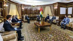 "كوردستان تؤشر جواً إيجابياً مع بغداد.. و""وضعاً غير مرغوب فيه"""