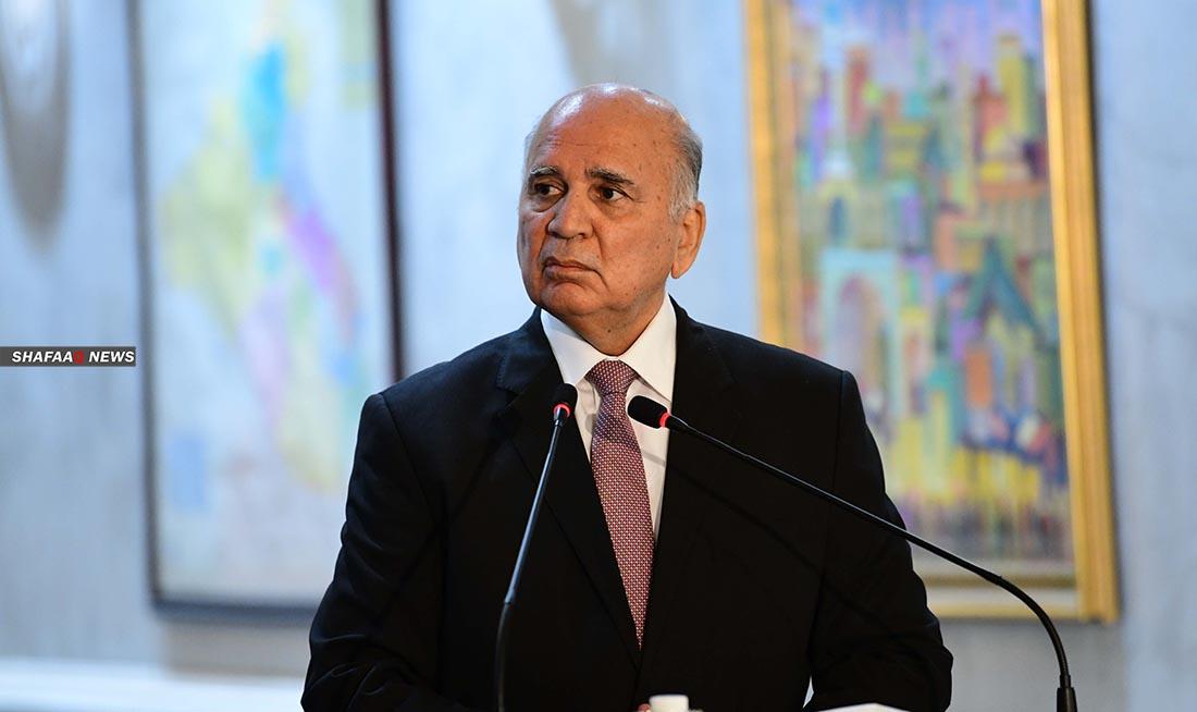 """وزير الخارجية العراقي يلتقي مسؤولي """"الناتو"""" والاتحاد الاوروبي في بروكسل"""
