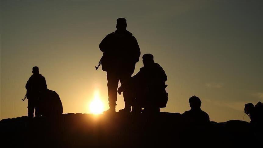 مقتل 19 مسلحاً موالياً لإيران قرب حدود العراق