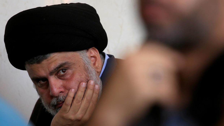 مقتدى الصدر: إلى متى يبقى العنف متحكماً في العراق؟