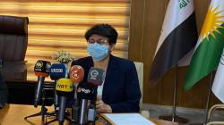 وزيرة في حكومة اقليم كوردستان الى البرلمان