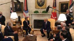 ترامب: العاهل السعودي وولي عهده سينضمان لمحادثات السلام