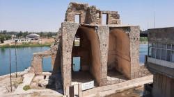 صور .. أمريكا تحيي معلما تاريخيا بمدينة عراقية يجهله السكان
